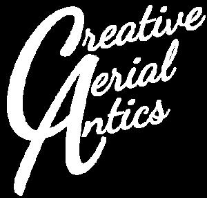 Creative Aerial Antics Logo